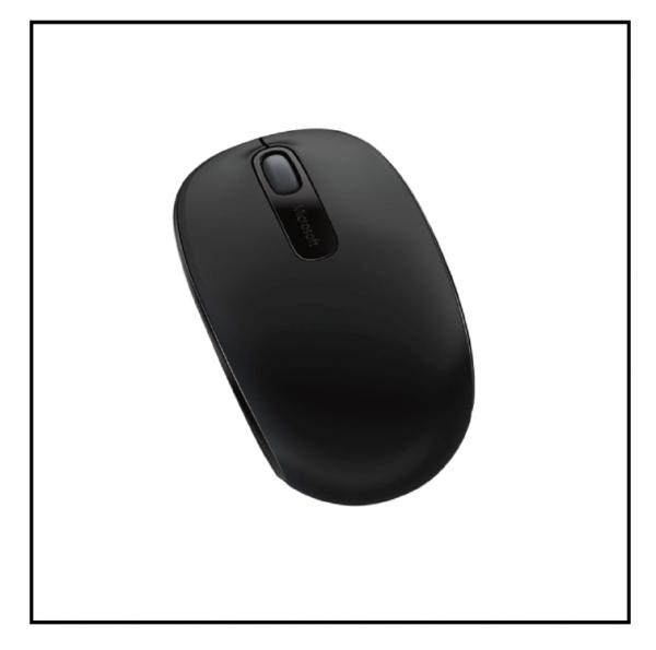 Microsoft Wireless Mobile Mouse 1850 – BLACK